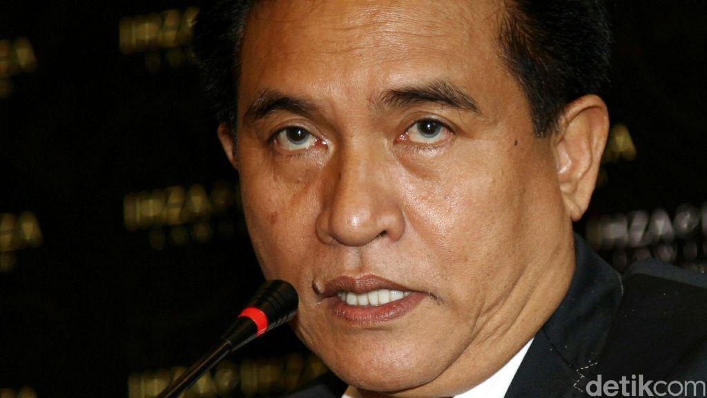 Yakin Akan Didukung Parpol, Yusril Siap Head to Head Lawan Ahok