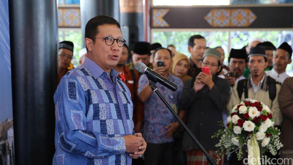 Ketum PPP Bantah Isu Menag Kena Ultimatum Presiden Jokowi