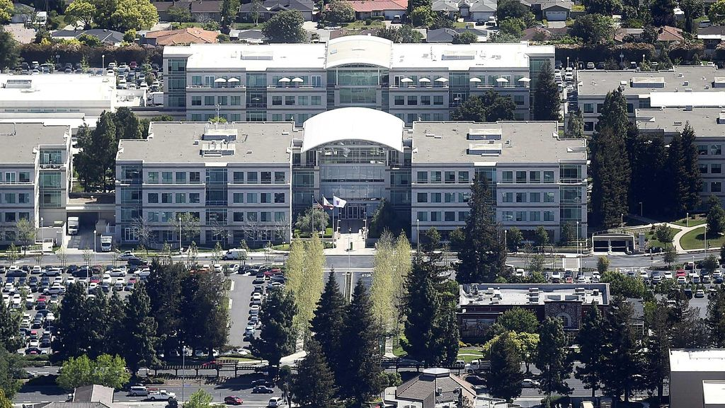 Ada Luka Tembak di Kepala, Pegawai Apple Inc Diduga Bunuh Diri