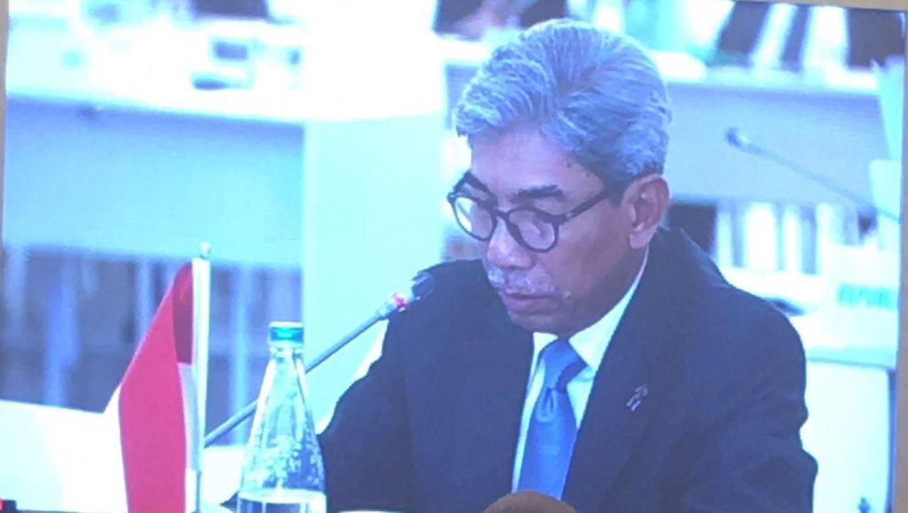Azerbaijan Dukung Indonesia Jadi Anggota Tidak Tetap Dewan Keamanan PBB
