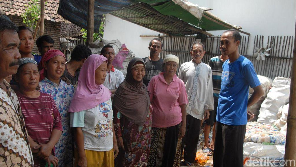 Cerita Brigadir Iwan Diledek karena Punguti Sampah usai Amankan Unjuk Rasa