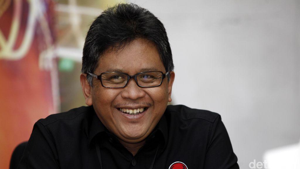 PDIP: Perlu Peran Negara dalam Pendanaan Parpol