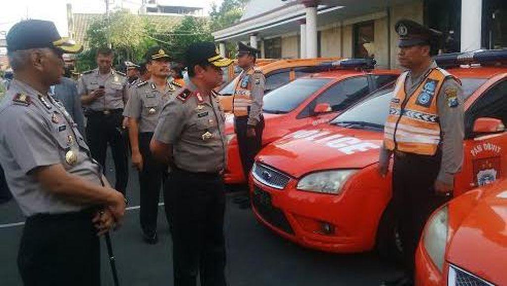 2.500 Personel Dikerahkan Amankan May Day di Surabaya