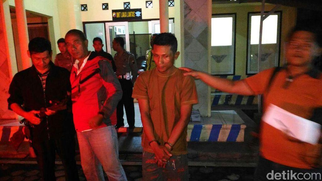 Senapan Milik SR yang Diduga untuk Lakukan Teror di Magelang Disita Polisi