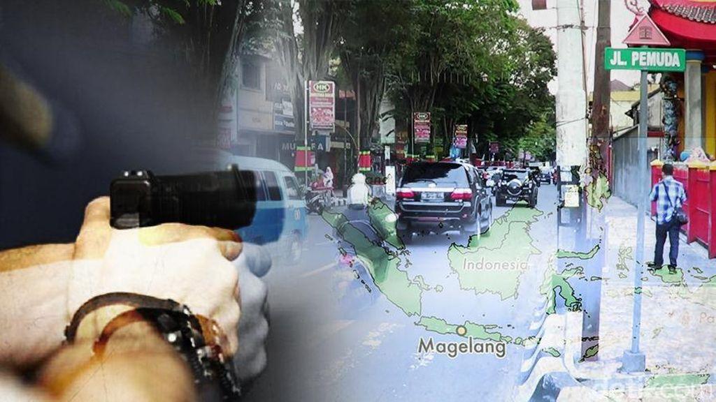 Penembakan Misterius di Magelang, Polisi Juga Buru Adik SR