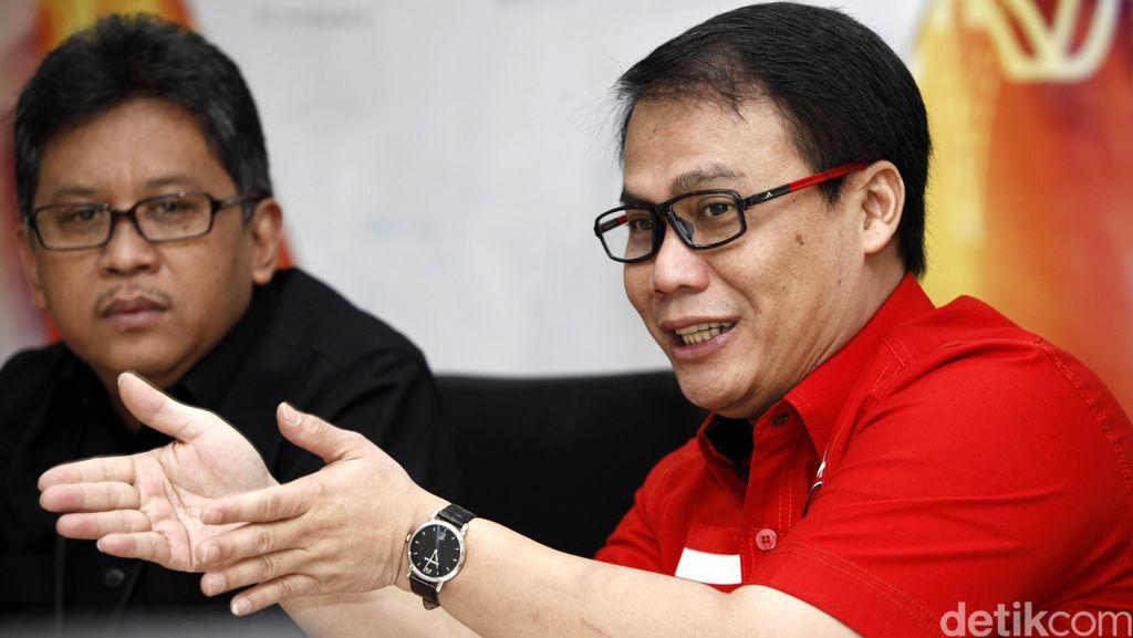 PDIP: Terlalu Dini, Keputusan Golkar Dukung Jokowi di 2019 Bisa Berubah