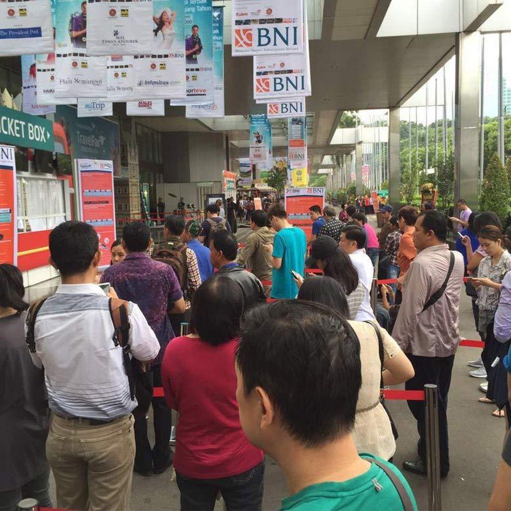 Dengan Kartu Kredit dan Debit BNI, Dapatkan Promo Menarik di Garuda Indonesia Travel Fair!