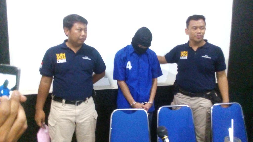 Mengaku Keluarga Jenderal, DD Janji Bisa Bebaskan Tersangka Narkoba