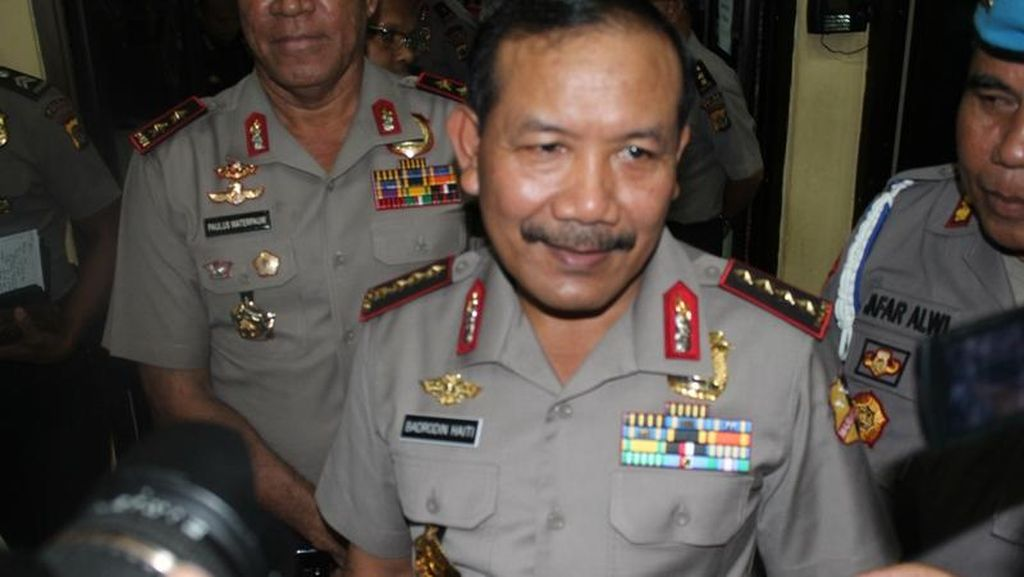 Kapolri Bahas May Day Hingga Pilkada Bersama Jajaran Polda Papua