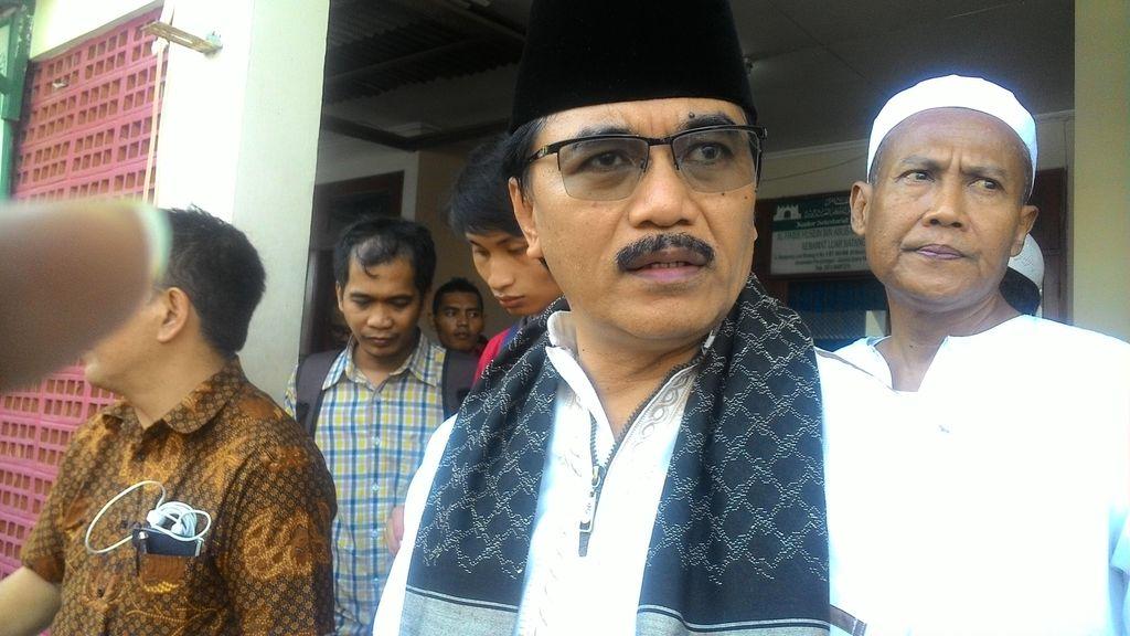 Rachmawati dan Adyaksa Dault Temui Warga Luar Batang