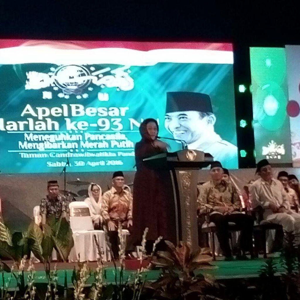 Megawati: Nasionalis dan Religius Tidak Bisa Dipisahkan