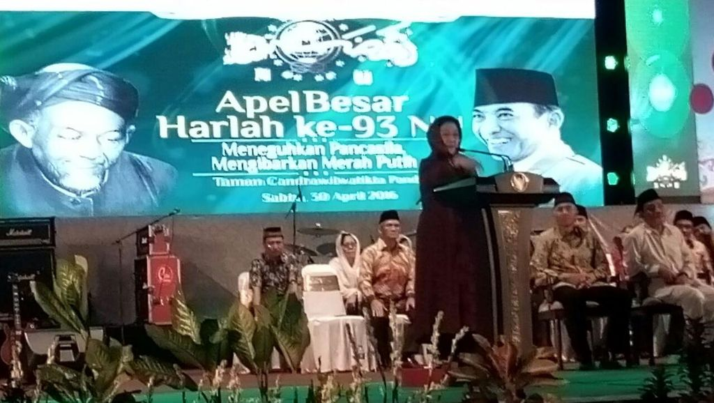 Mega Apresiasi NU yang Dukung Penetapan 1 Juni sebagai Hari Lahir Pancasila