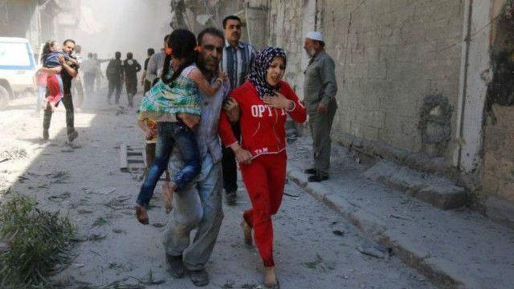 Gencatan Senjata Sebagian Mulai Berlaku di Suriah