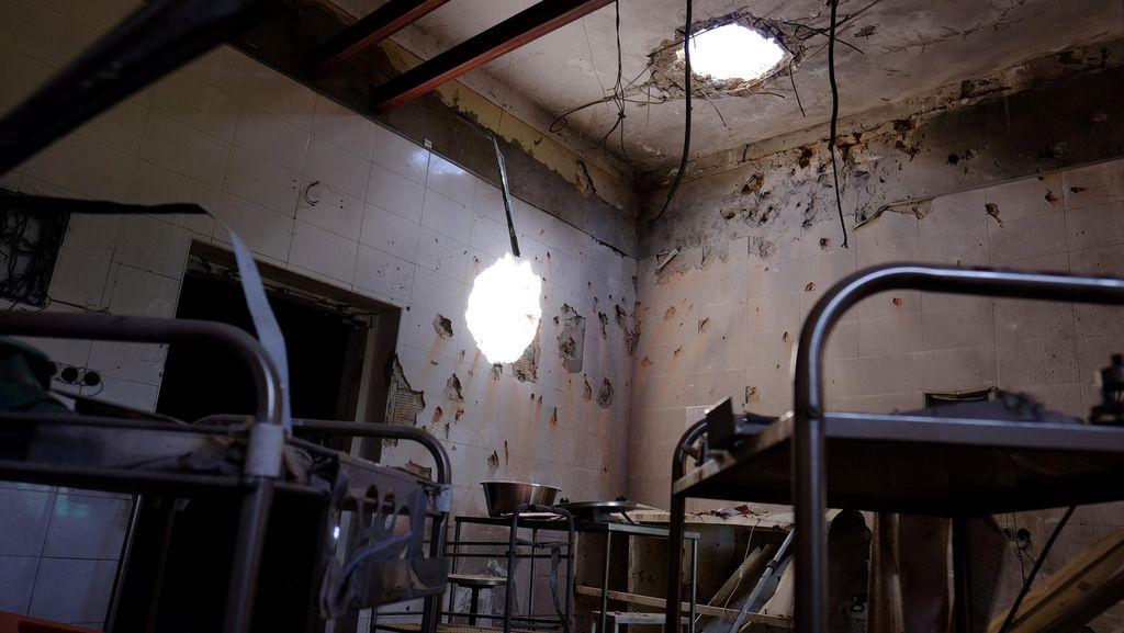 AS Sebut Pengeboman Rumah Sakit di Afghanistan Bukan Kejahatan Perang