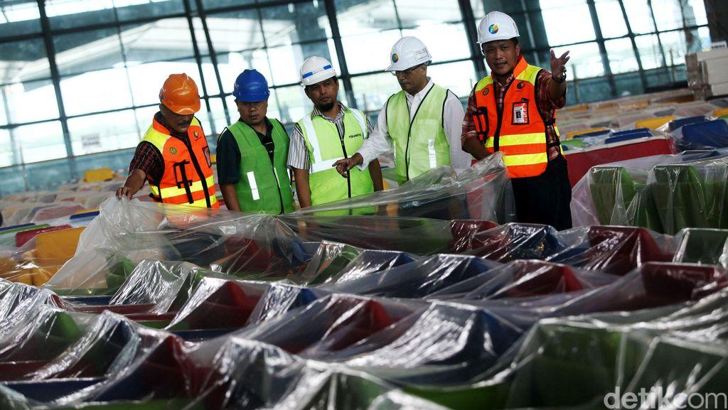 Dirut AP II: Kami Ingin Jadikan Terminal 3 Ultimate Sebagai Kado Lebaran 2016