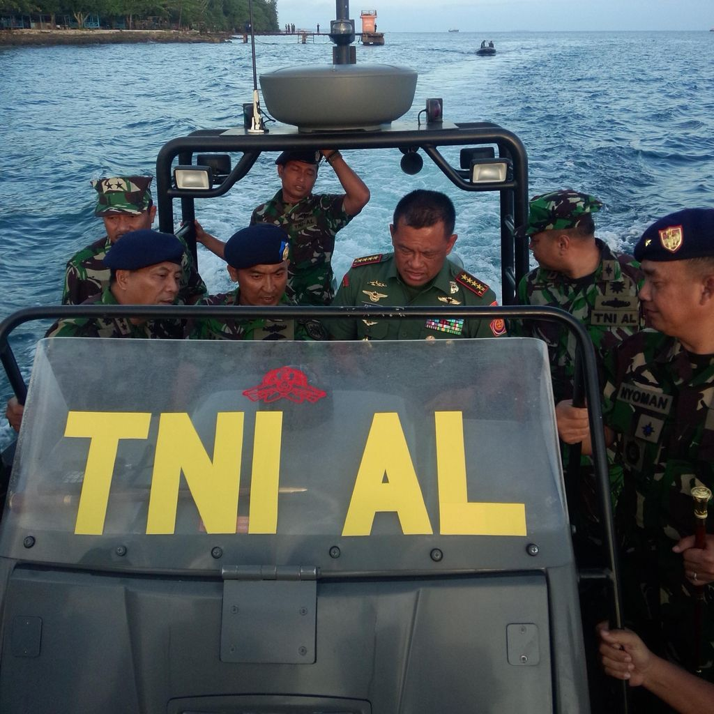 Perkuat Pertahanan Maritim, Panglima TNI Sebut RI Butuh 4 Kapal Selam Baru