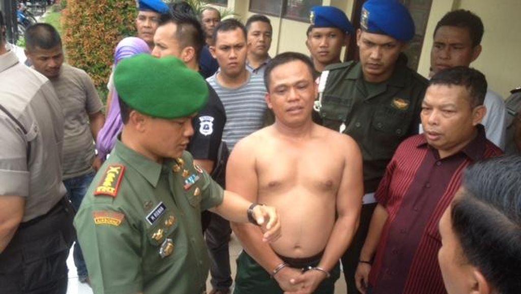 Polisi Tangkap 3 Pengedar Ganja di Medan, Salah Satunya Oknum TNI