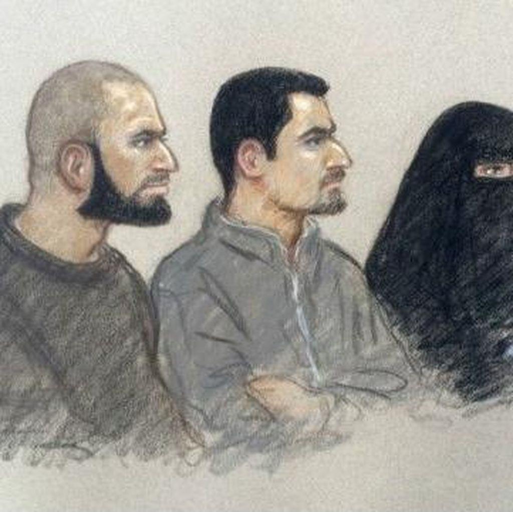 Tersangka Pemberi Dana Serangan Brussels Diperiksa Pengadilan
