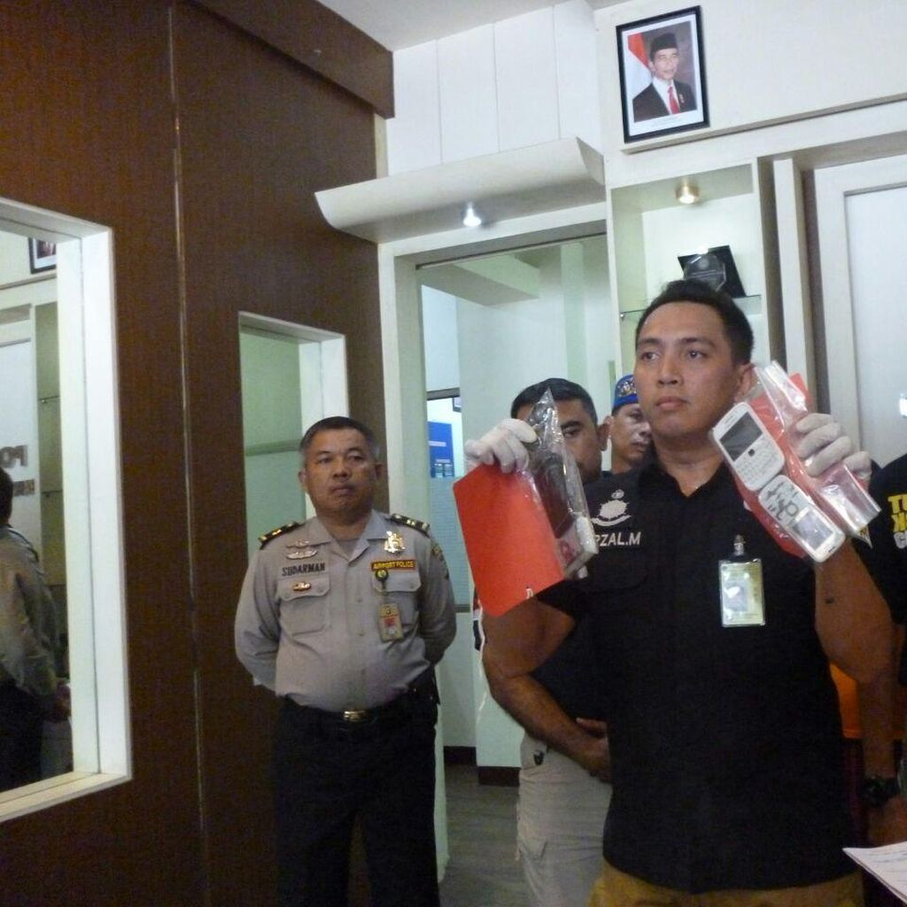 Bobol Paket Ekspedisi, Operator Traktor di Bandara Soetta Ditangkap Polisi