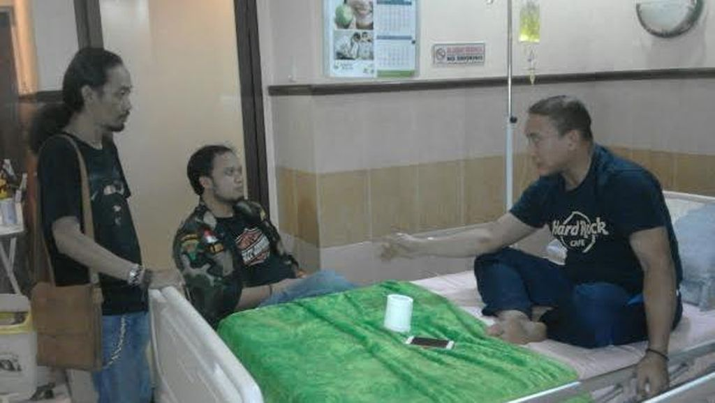 Kapolres Jember Dirawat di Rumah Sakit Usai Amankan Kericuhan di Wilayahnya