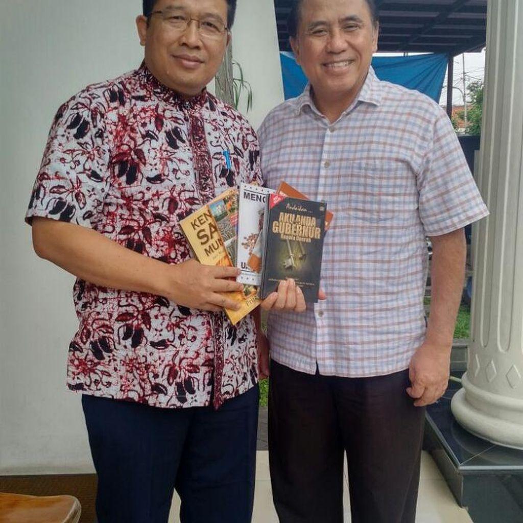 Kang Yoto Tatap Pilgub DKI, Ketum PAN: Dia Sukses di Bojonegoro