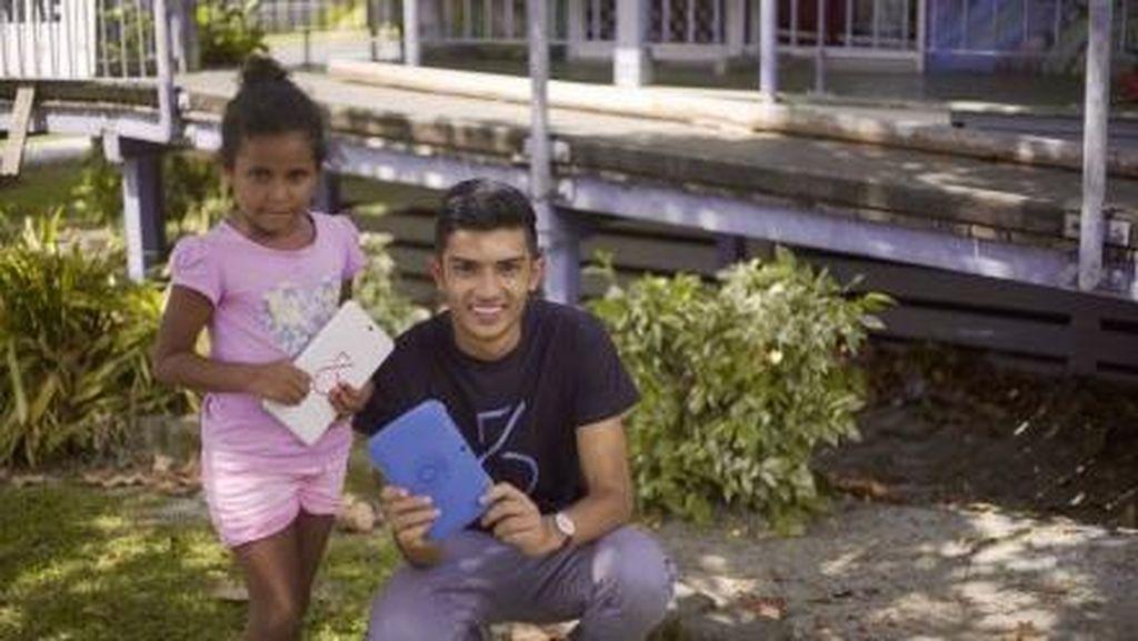 Taj Pabari, Remaja Australia 16 Tahun yang Bangun Perusahaan IT Sendiri