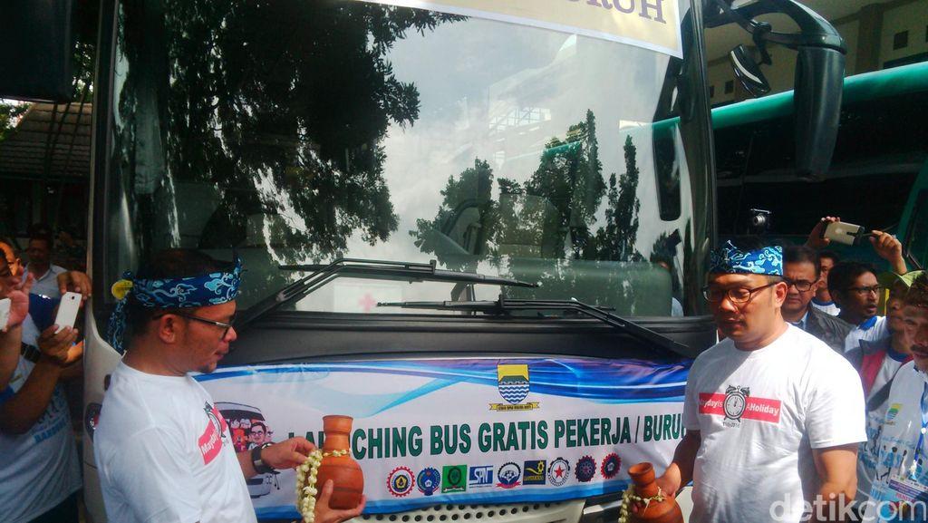 Pesan May Day dari Menteri Hanif: Aksi Buruh Harus Positif dan Kondusif