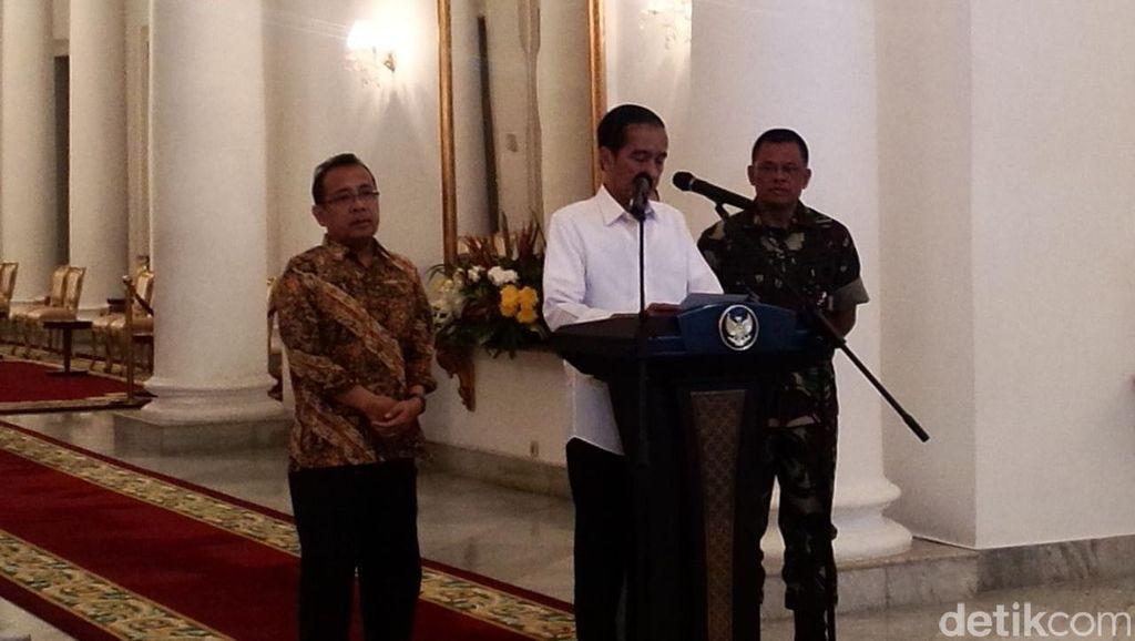 Panglima TNI Soal 10 WNI Bebas: Ini Bagian Operasi Intelijen TNI