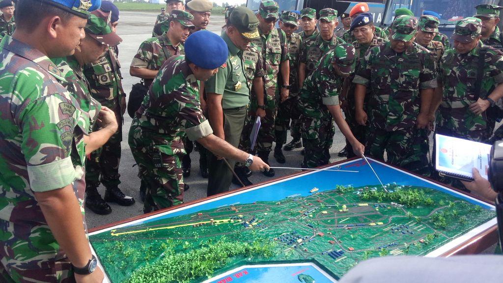 Panglima TNI Ingin Pulau Kapal Induk Segera Terealisasi