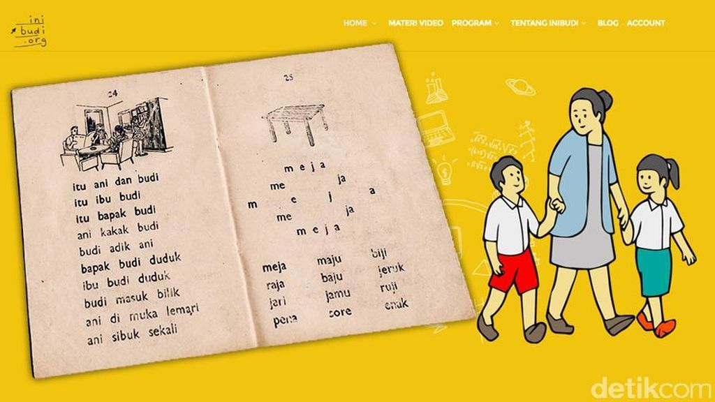 Ide Besar di Balik Kesederhanaan Ini Budi dari Siti Rahmani
