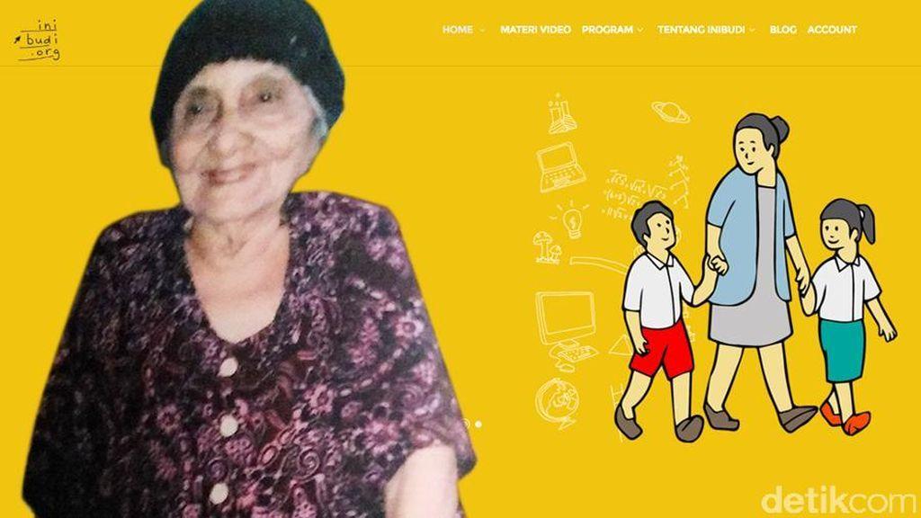 Kabar Duka, Ibu Budi Siti Rahmani Rauf Meninggal Dunia