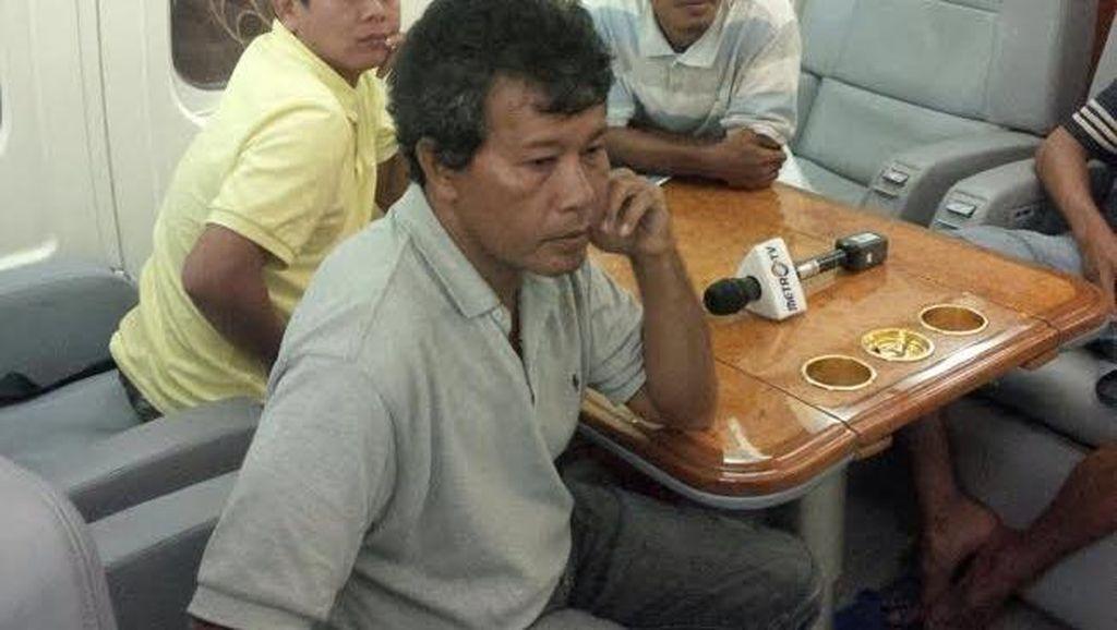 Cerita 10 WNI: Kami Pindah-pindah, Khawatir Serangan Militer Filipina