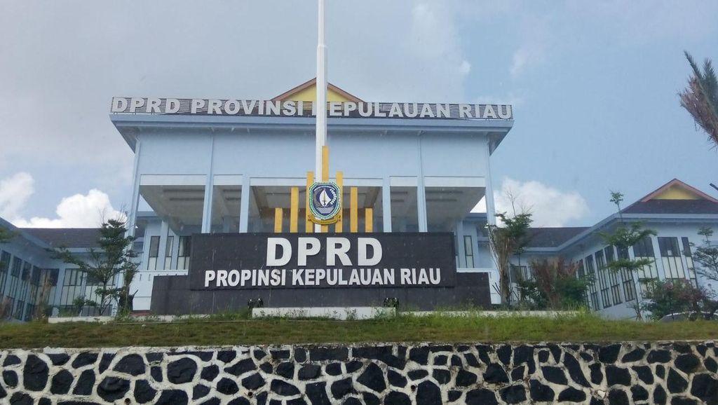 Brankas DPRD Kepri Dibobol Maling, Uang Rp 70 Juta Lenyap