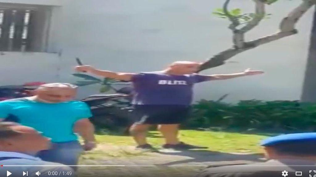Polda Bali: Amokrane Sabet Tusuk Brigadir Sugiarta yang Jatuh di Selokan