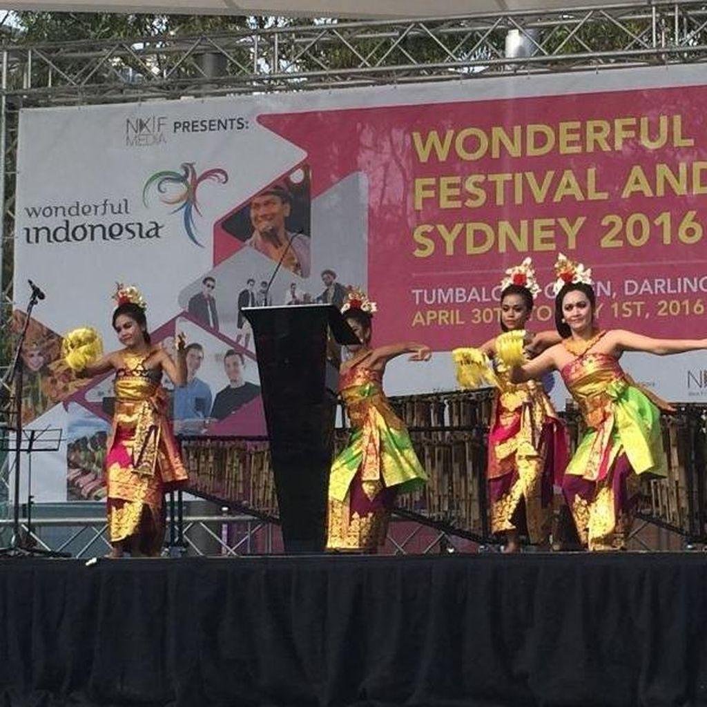 Wonderful Indonesia Sydney: Dari Tompi, Tasia dan Gracia Hingga Kuliner