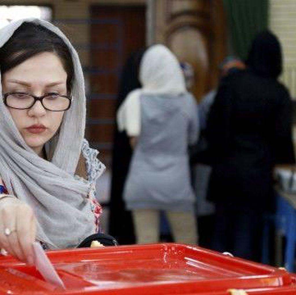 Jumlah Perempuan di Parlemen Iran Mencapai rekor