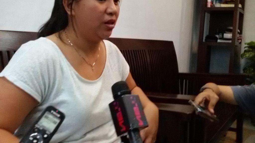 Istri Alvian Belum Bisa Jemput Suaminya di RSPAD, Tunggu Instruksi Perusahaan