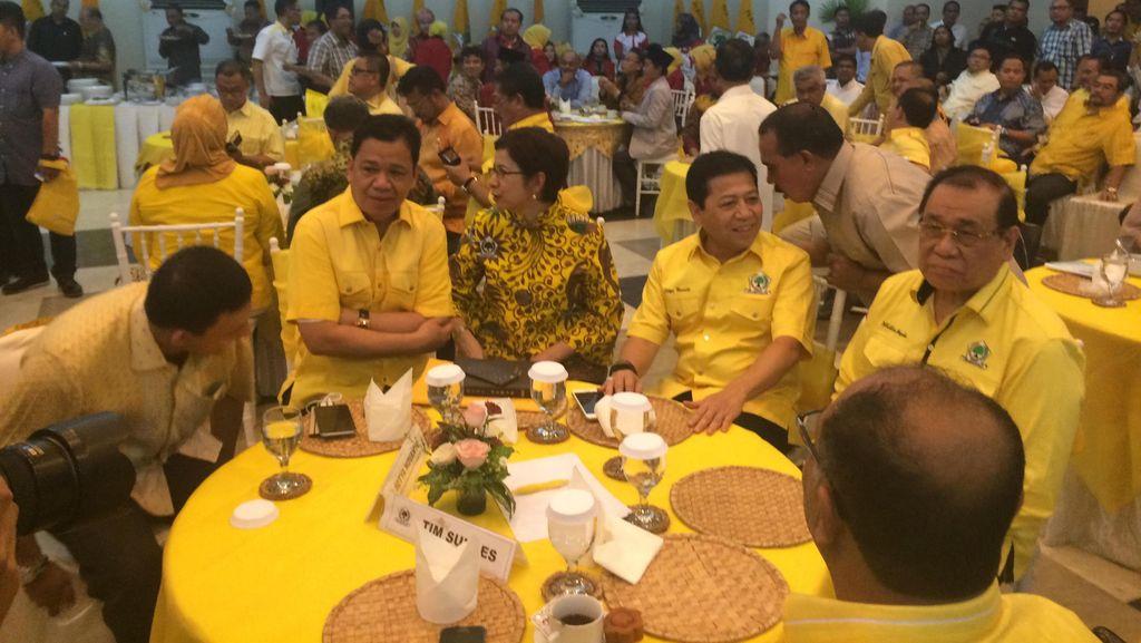 Novanto: Kalau Saya Jadi Ketum, Golkar Kerjasama Penuh dengan Jokowi-JK