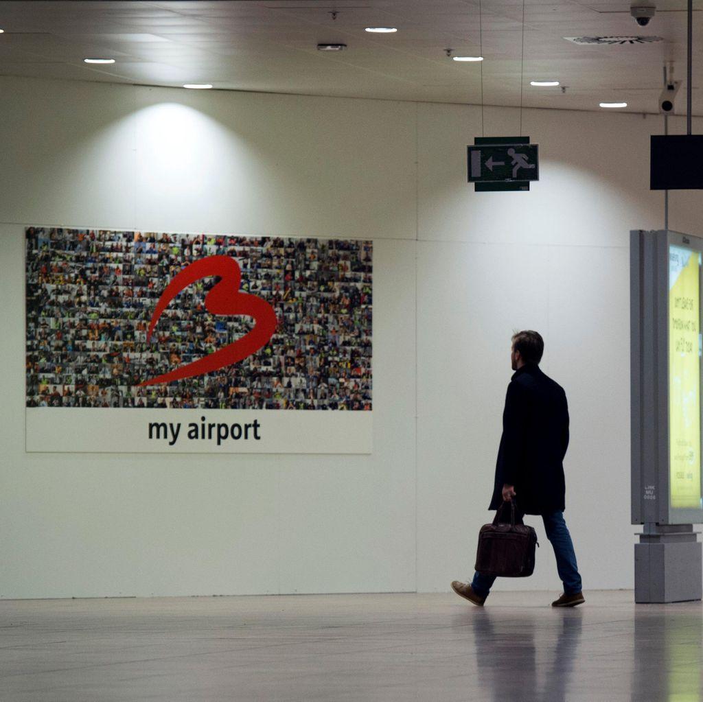 40 Hari Usai Teror Bom, Bandara Brussels Dibuka Kembali