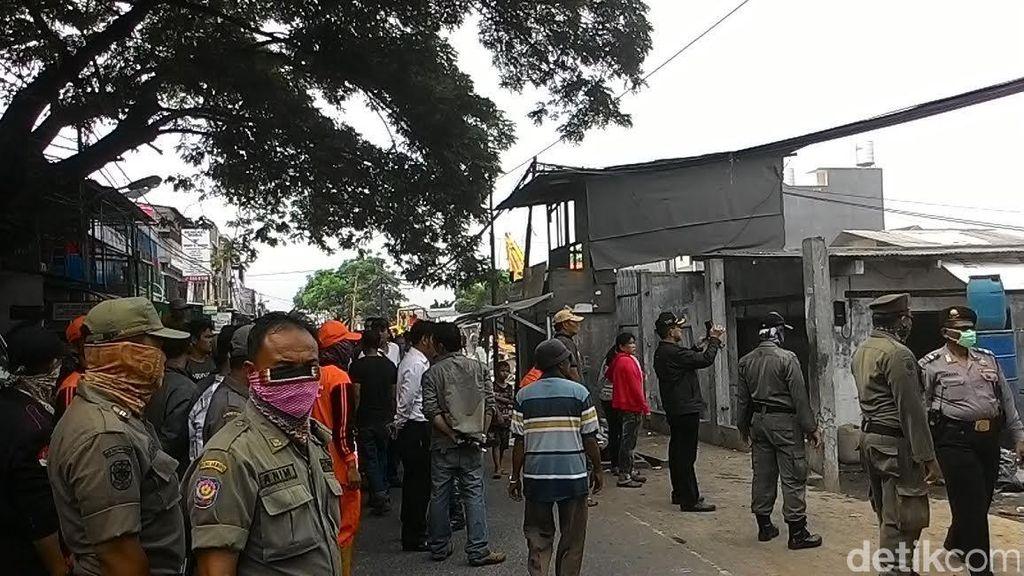 Rumah Toko di Menceng Dihancurkan, Wali Kota Jakbar: Tanah ini Aset Pemprov DKI