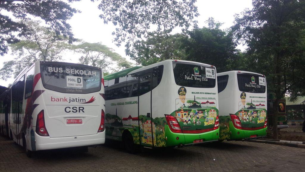 Bus Halokes, Sisi Lain Penataan Pendidikan di Kota Malang