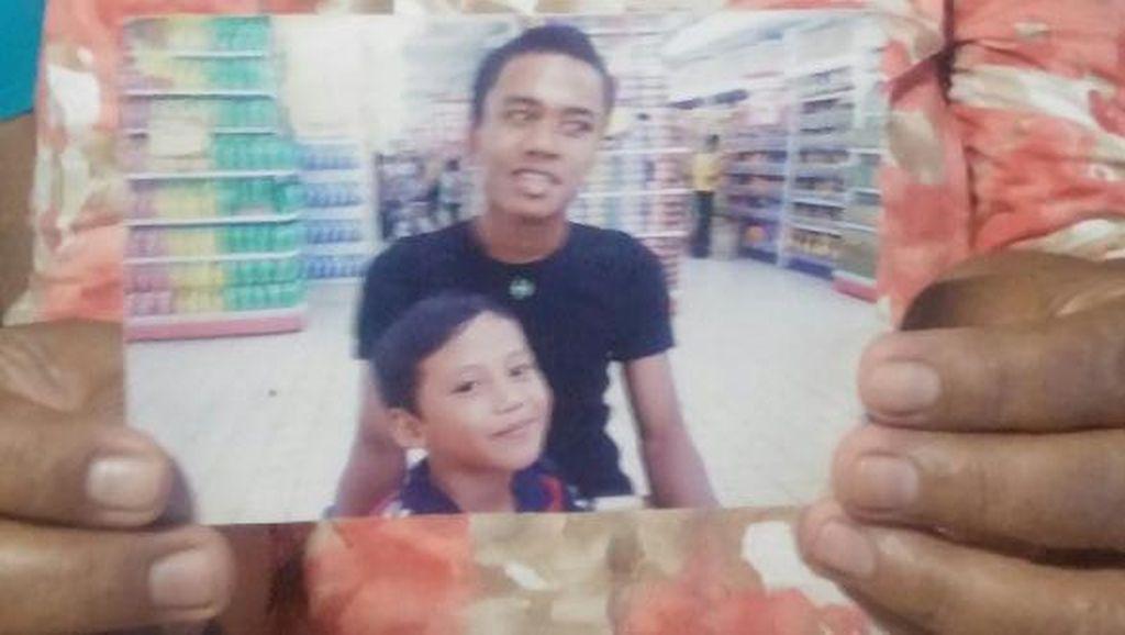Bahagianya Sang Ayah Diterbangkan ke Jakarta untuk Temui Rinaldi