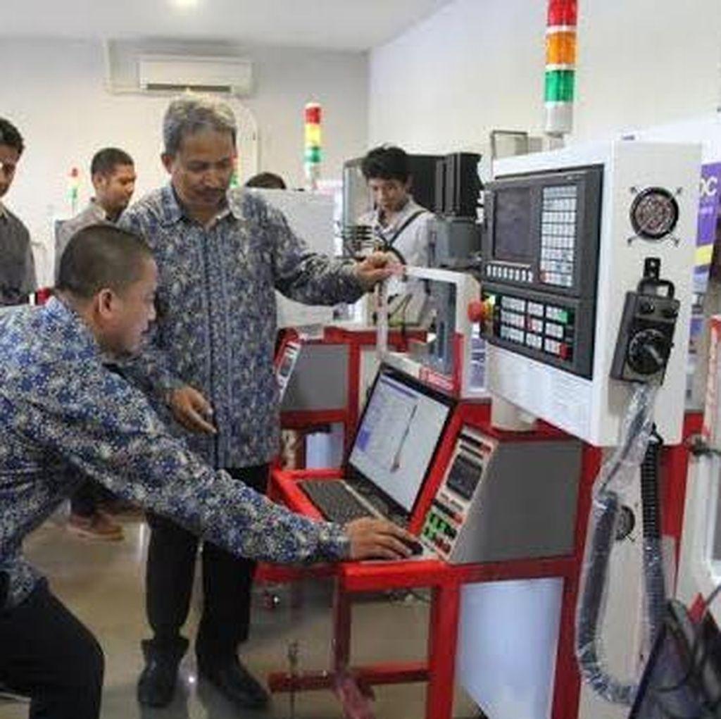 Mesin Industri ini Dibuat ITS untuk UMKM