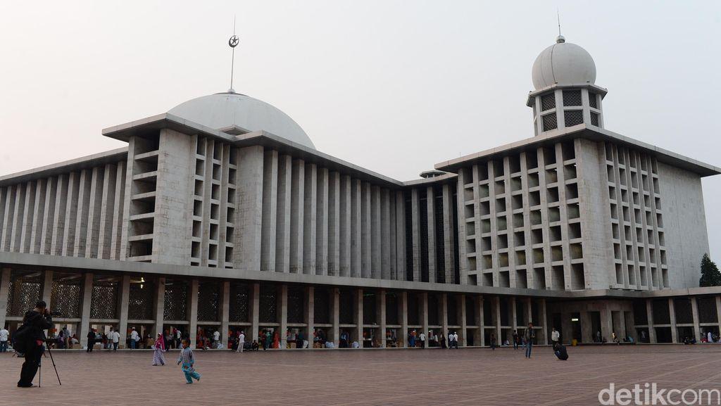 Tentang Aturan Pengeras Suara di Masjid
