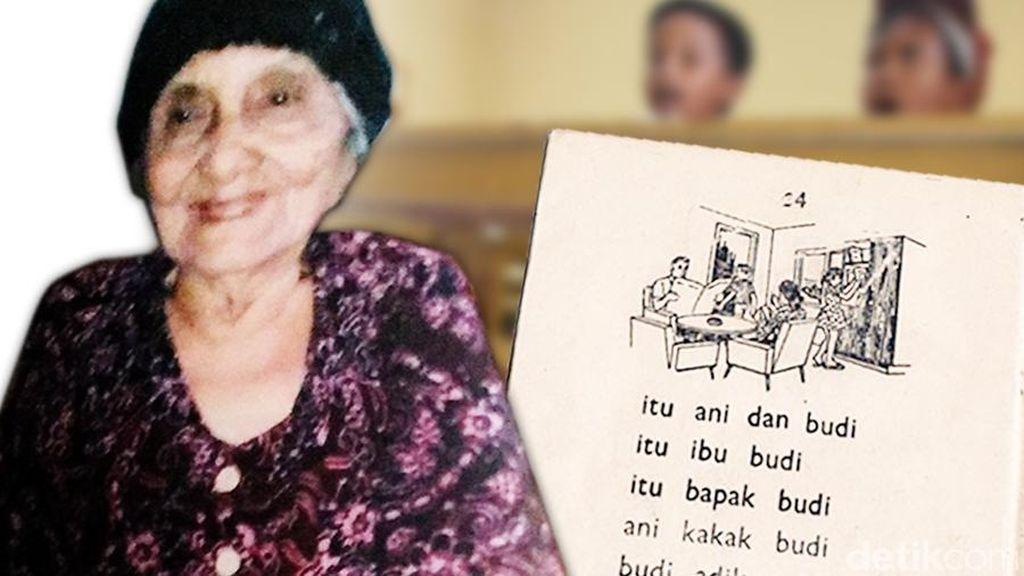 Menengok Siti Rahmani Rauf, Sosok di Balik Ini Budi yang Melegenda