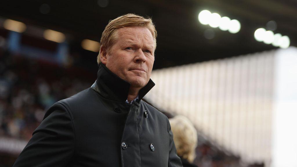 Kemarahan Koeman di Balik Kemenangan Everton atas Sunderland