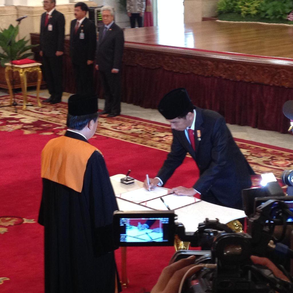 Wakil Ketua MA Setuju Kasus Hurhadi Dibawa ke Badan Pengawasan