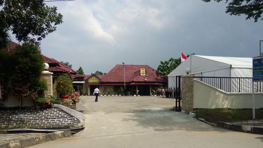Kapolda Banten Siap Tingkatkan Kinerja Polresta Tangerang