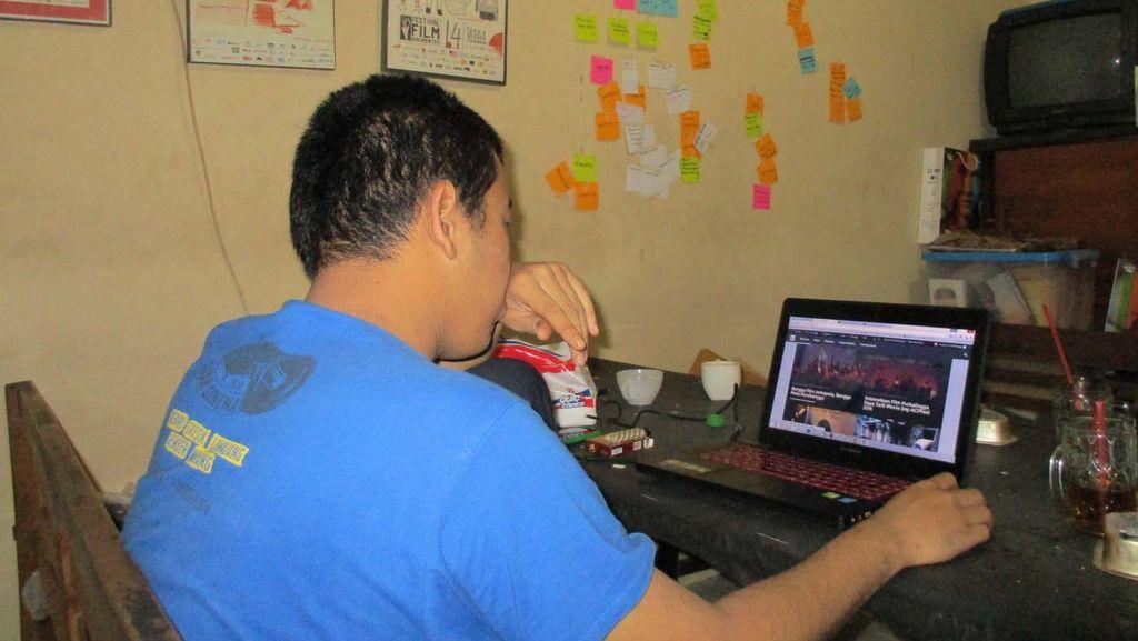 Saat Penggerak Film Dokumenter di Yogya Berhadapan dengan Dunia Digital