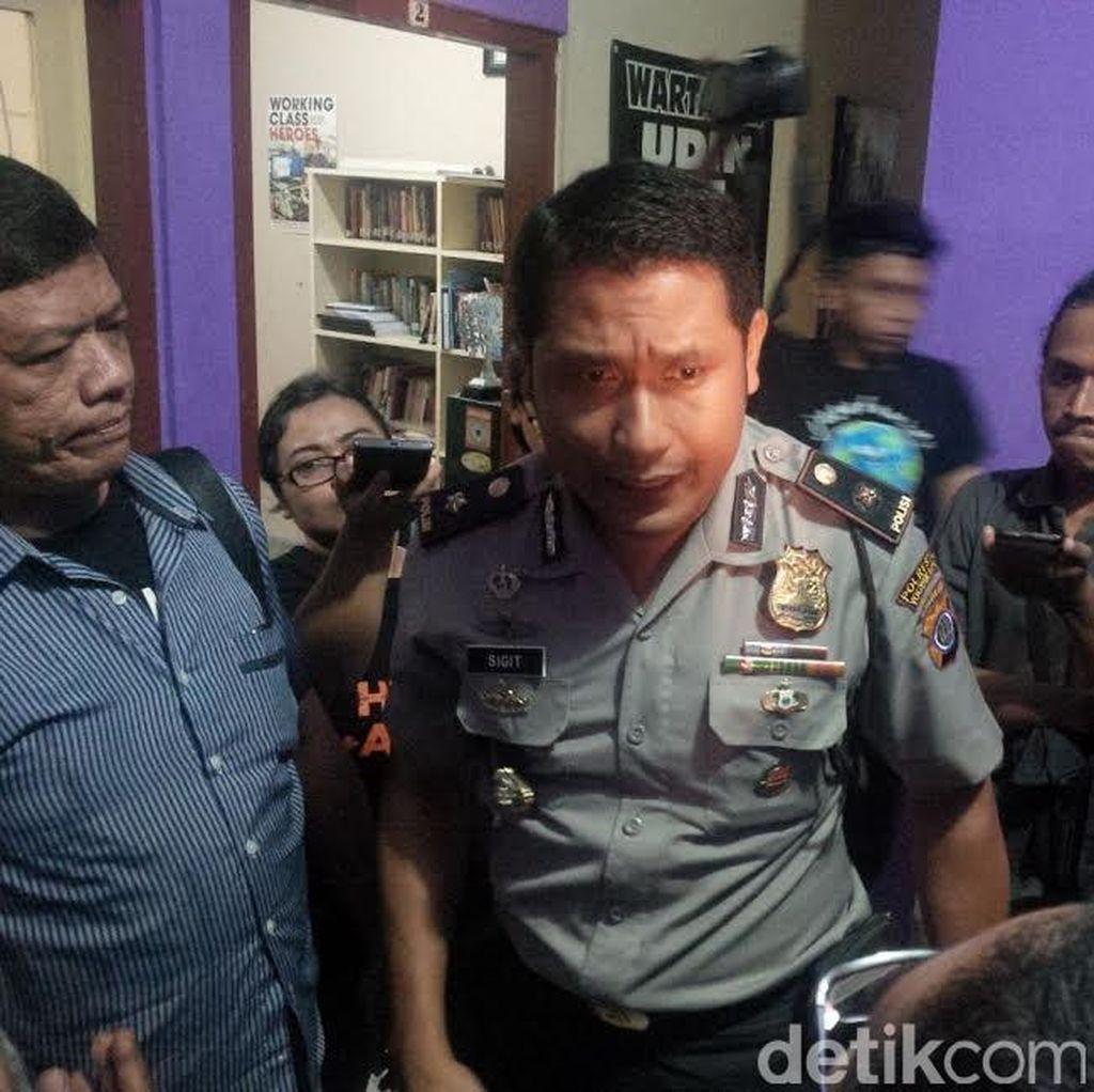 Acara Pemutaran Film Pulau Buru Tanah Air Beta di AJI Yogya Dibubarkan Polisi